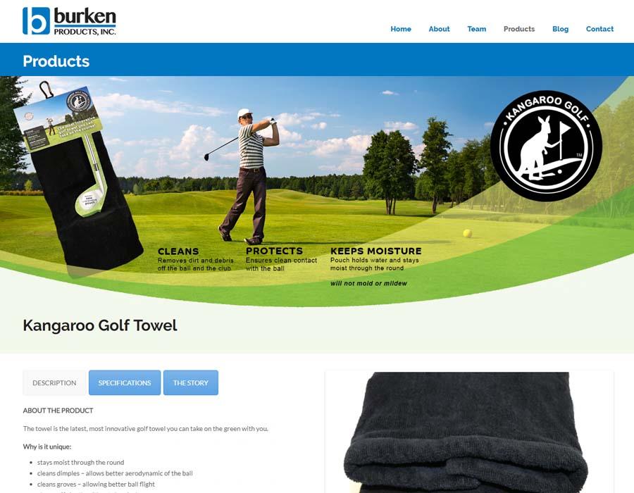 Burken products