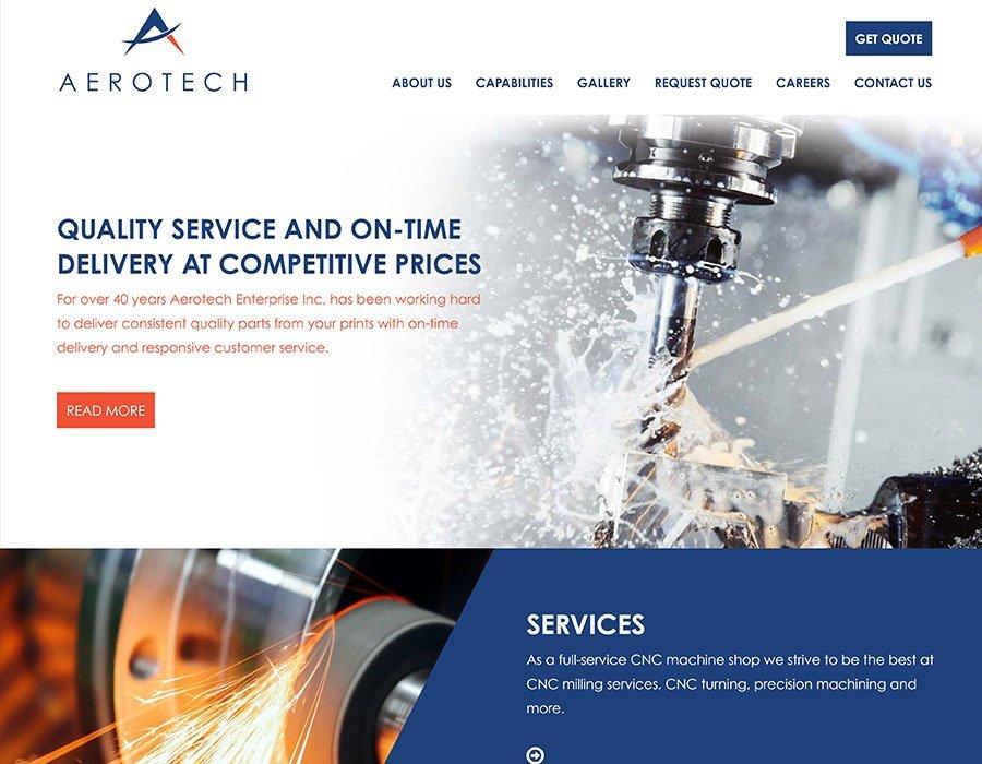 Aerotech CNC Machining