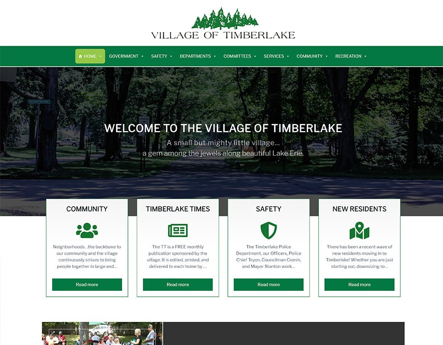Village of Timberlake