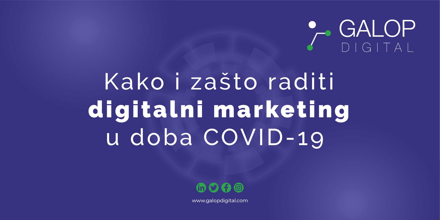 digitalni marketing - COVID-19