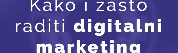 Digitalni marketing i COVID-19