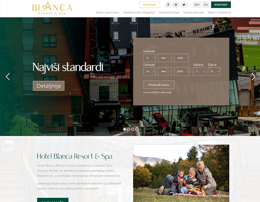 Blanca Resort & Spa
